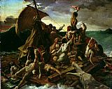 Theodore Gericault The Raft of the Medusa Print