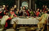 Vicente Juan Macip The Last Supper Print