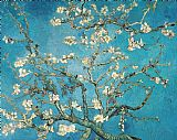 Vincent van Gogh Almond Branches In Bloom Print