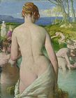 William Mulready The Bathers Print